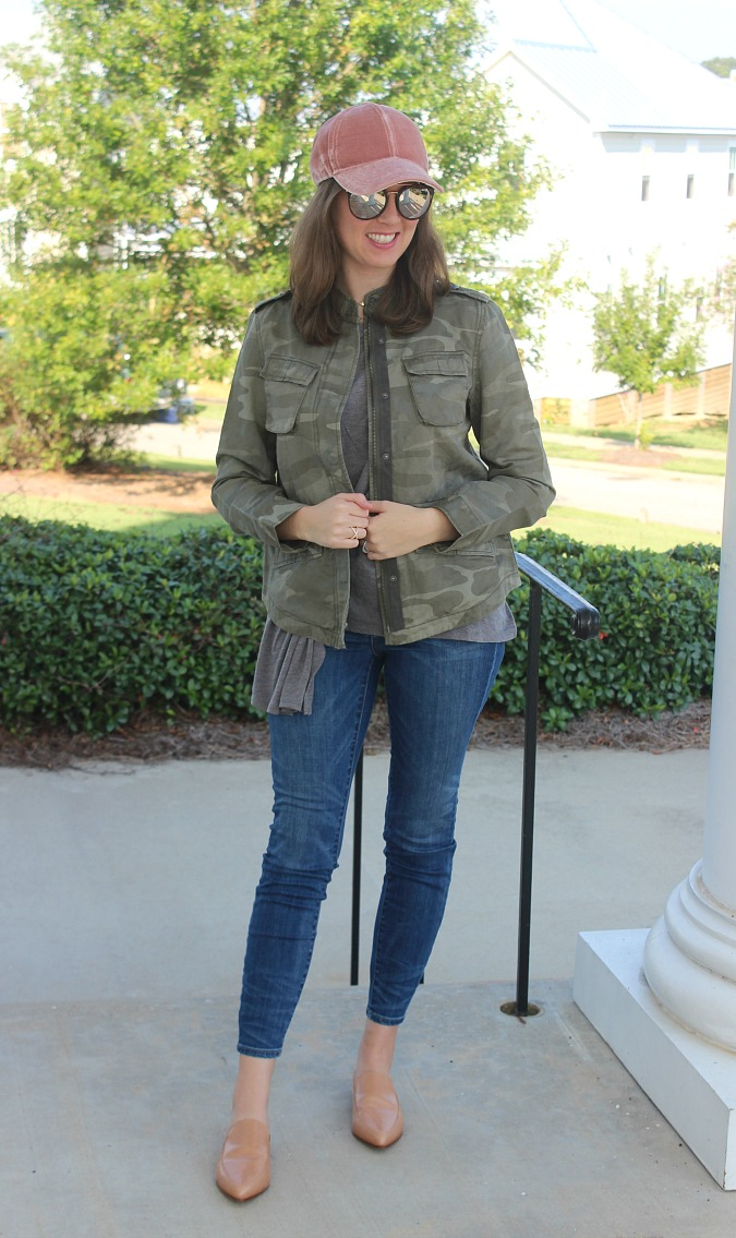 Fall Trends: Military Jackets