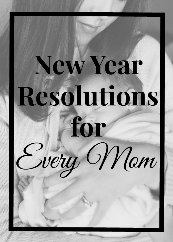 New Year Goals for Every Mom
