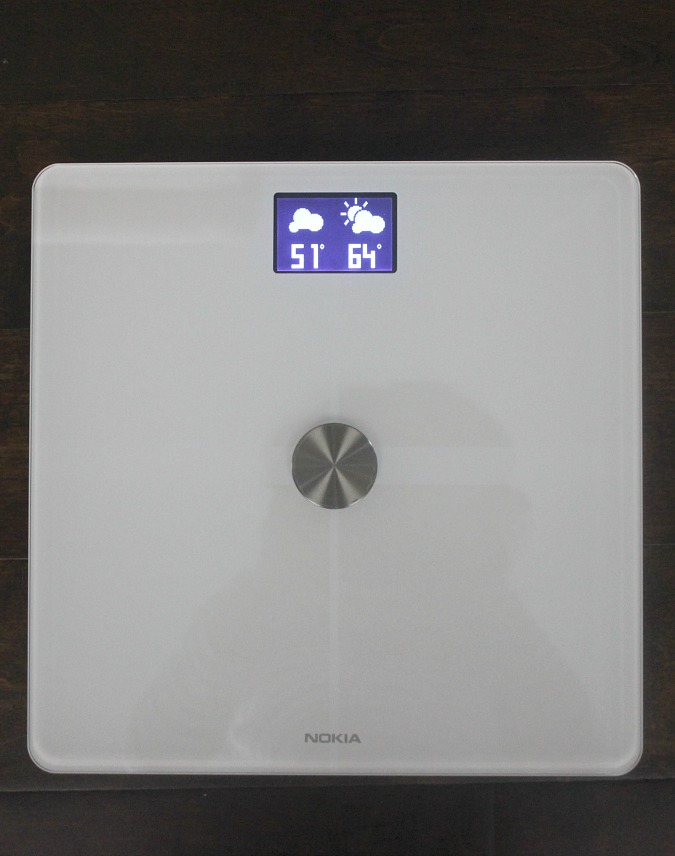 Nokia Scale Fitness Goals
