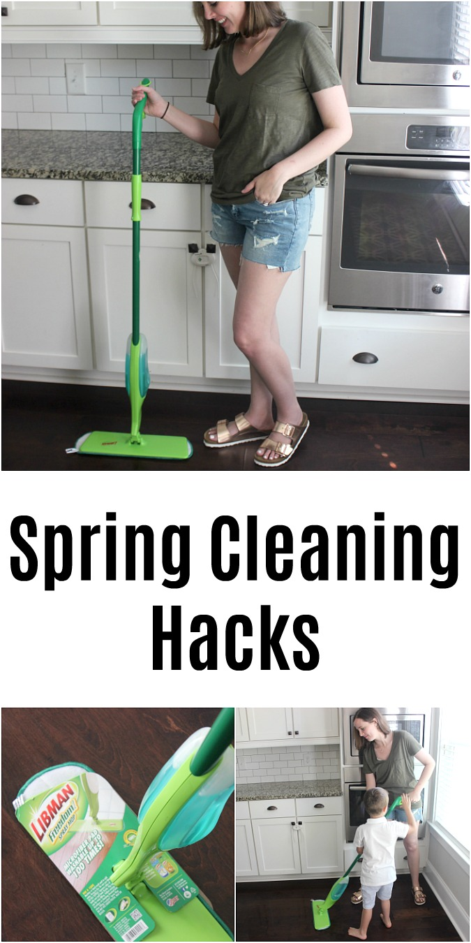 Spring Cleaning Hacks LoganCan.com