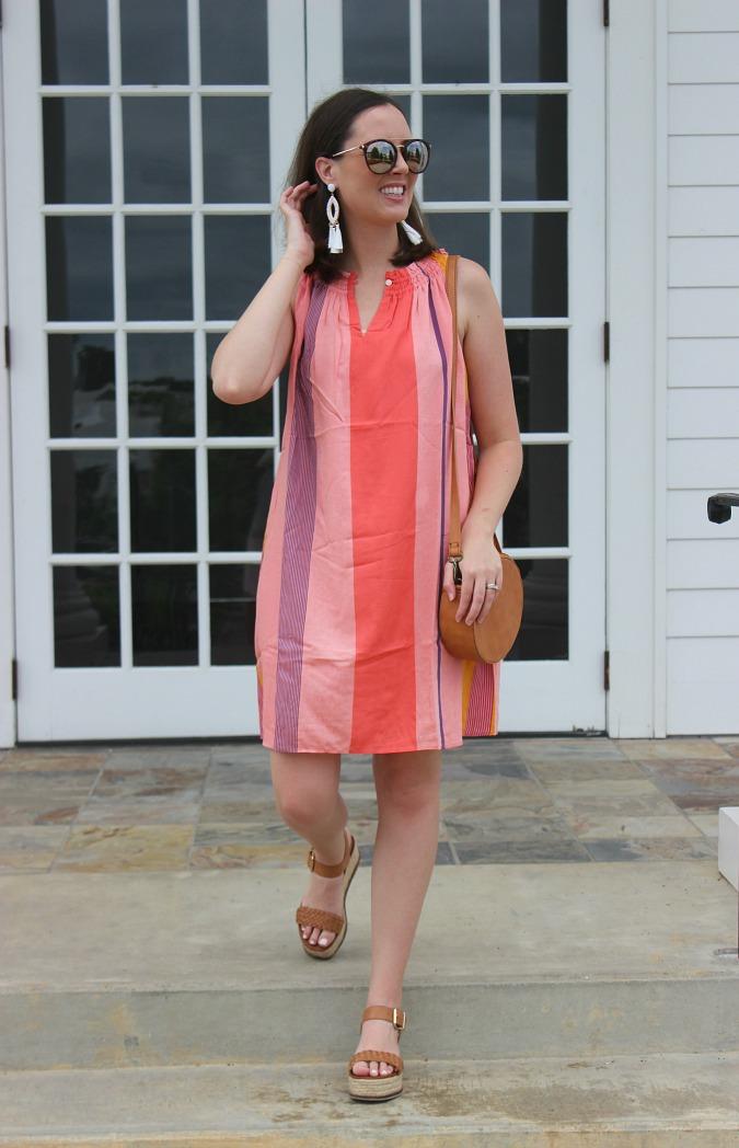 Striped Dress Under $50