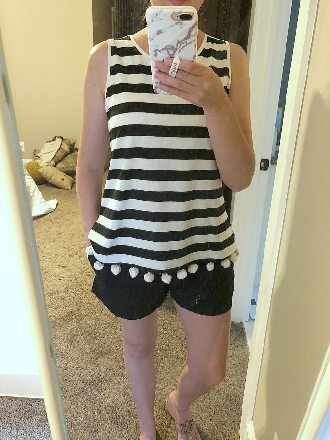LOFT outfit
