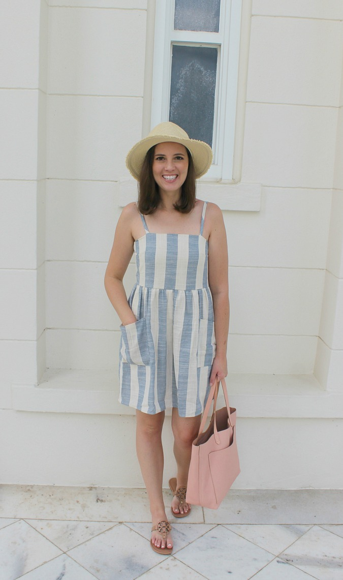 Striped Dress | The Cutest Summer Dress