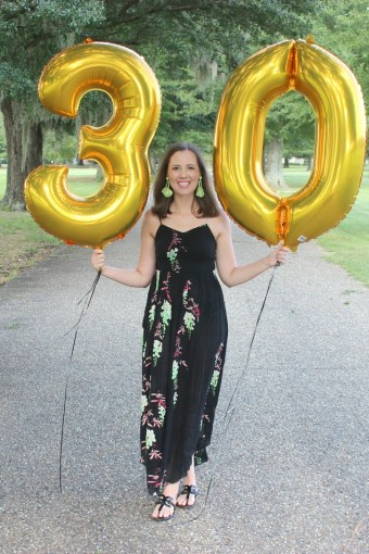 Thirty Things I've Learned in Thirty Years