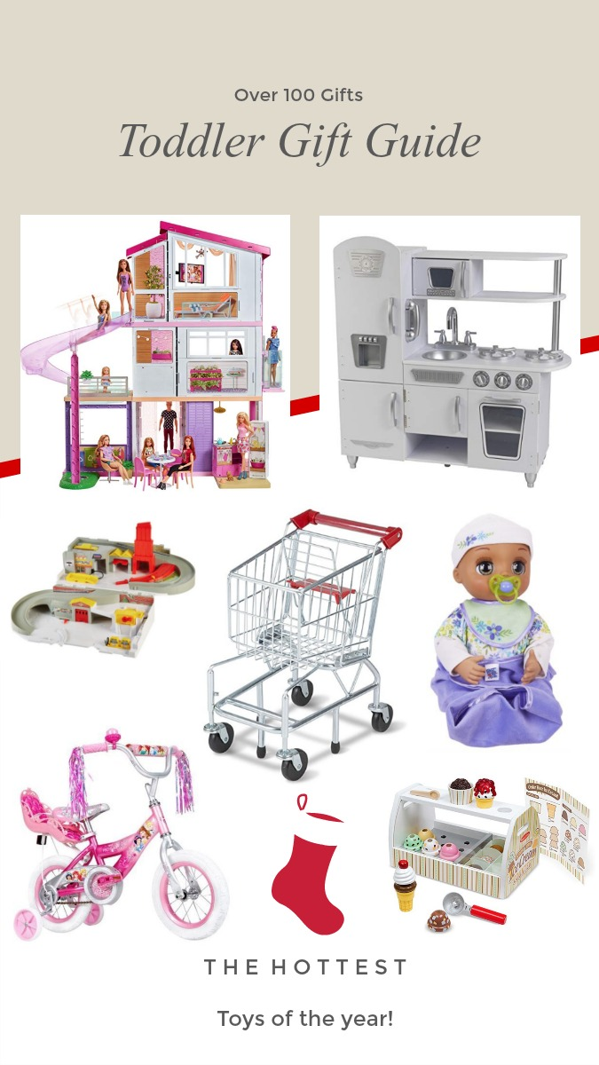 Toddler Gift Guide - Over 100 Gifts for Ages 1 to 5
