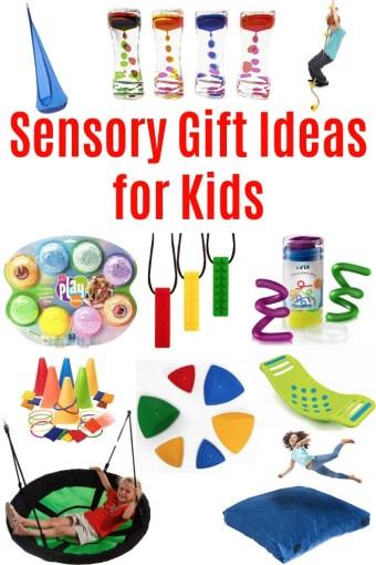 Sensory Gift Ideas