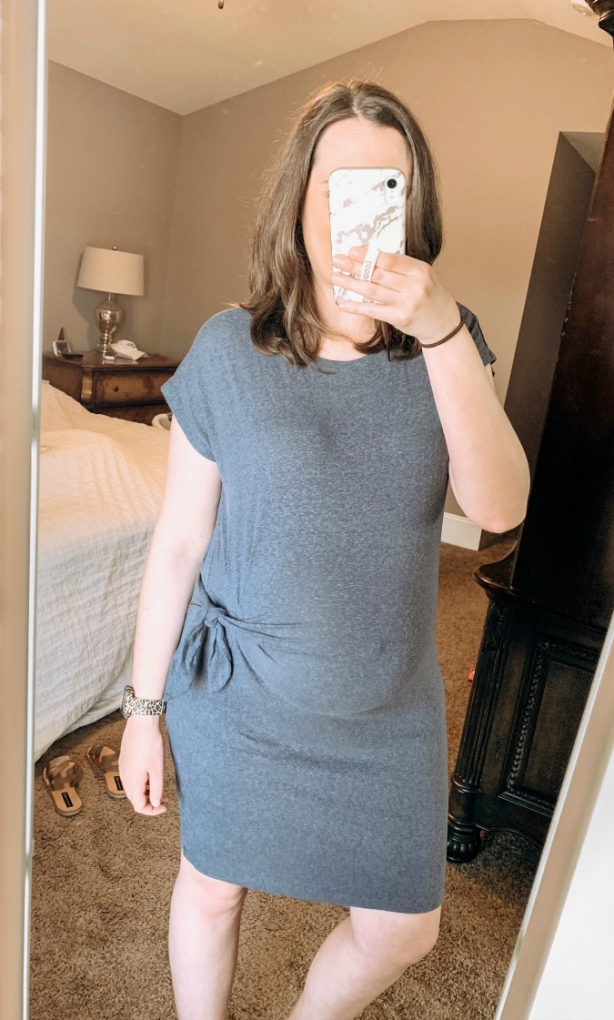 American Eagle Try On   Body Con Dress