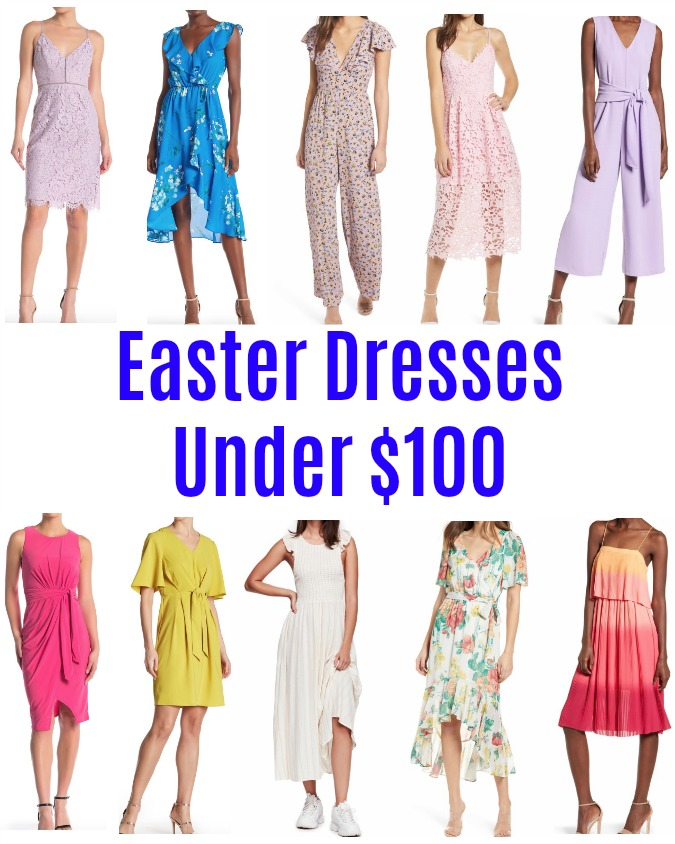 Easter Dresses Under $100 LoganCan.com