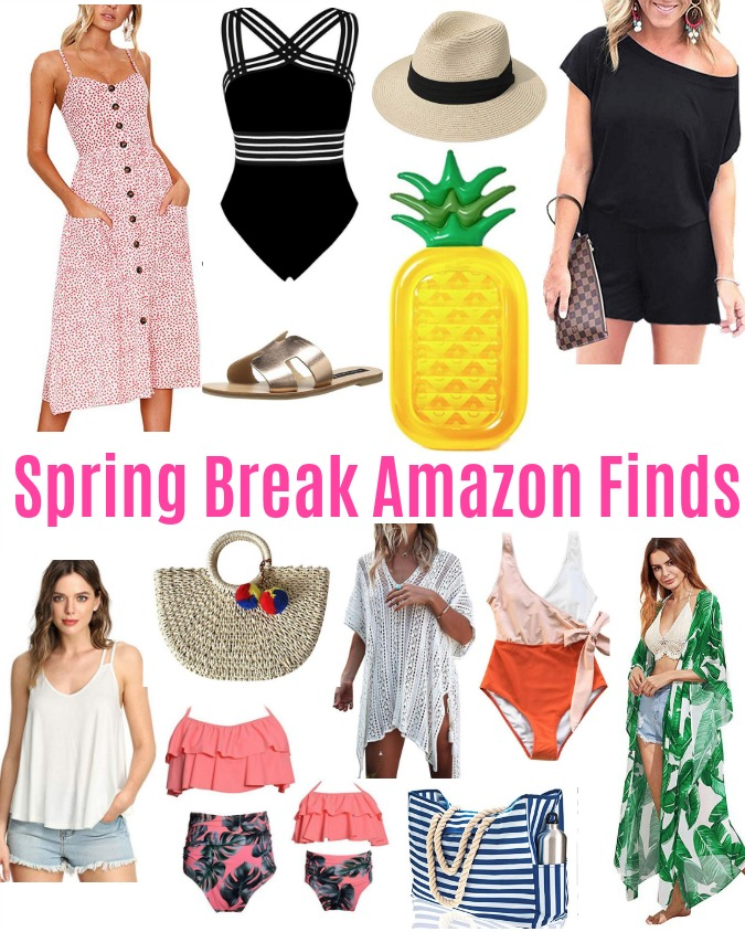 Spring Break Amazon Finds
