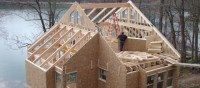 Panelized Construction   Post and Beam Green Building ...