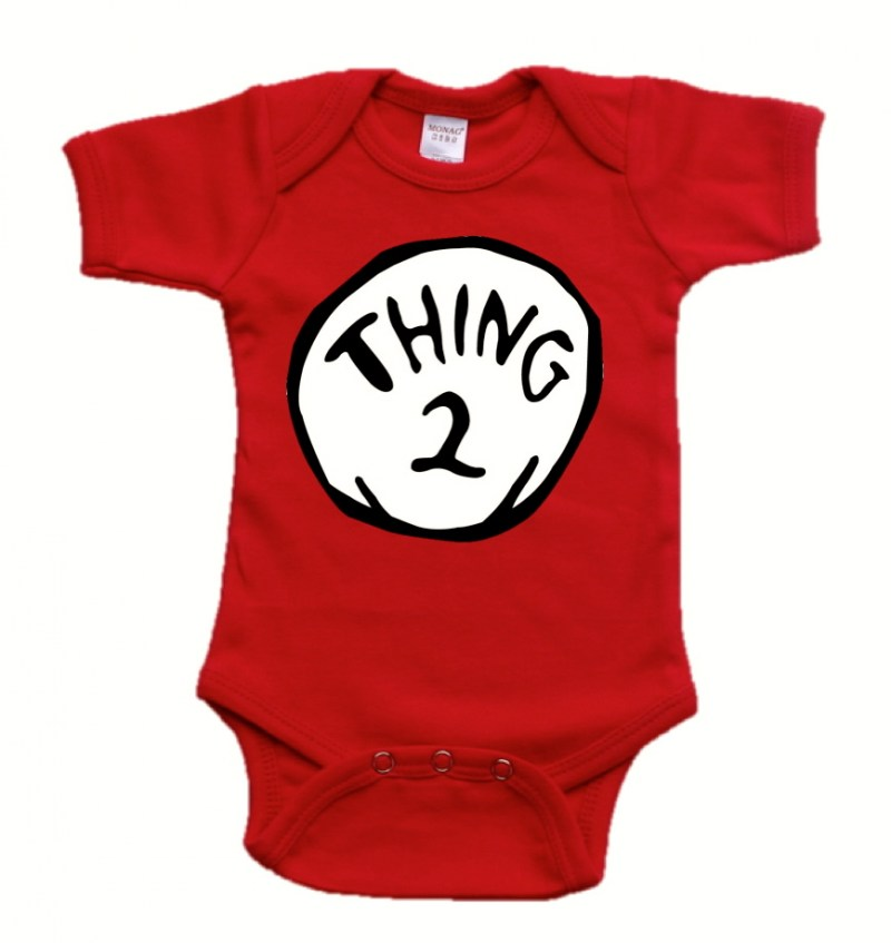 Large Of Thing 1 And Thing 2