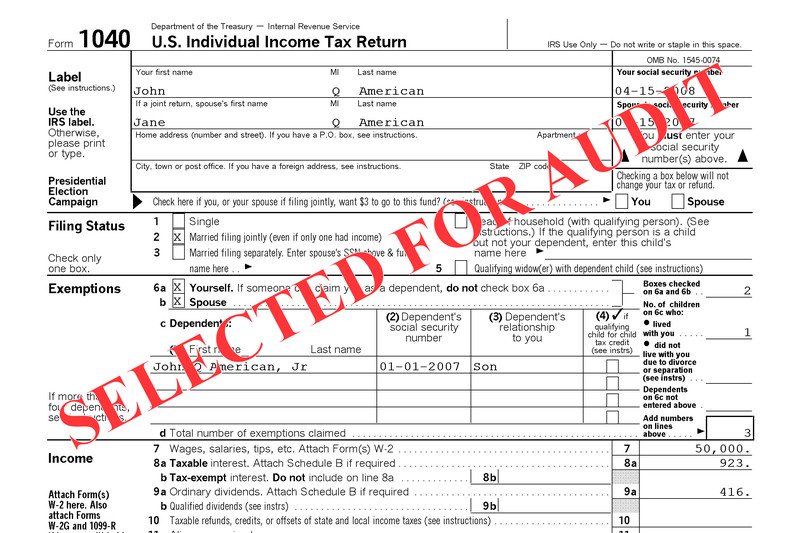 12 Red Flags to Trigger an IRS Audit - Loggins Kern McCombs
