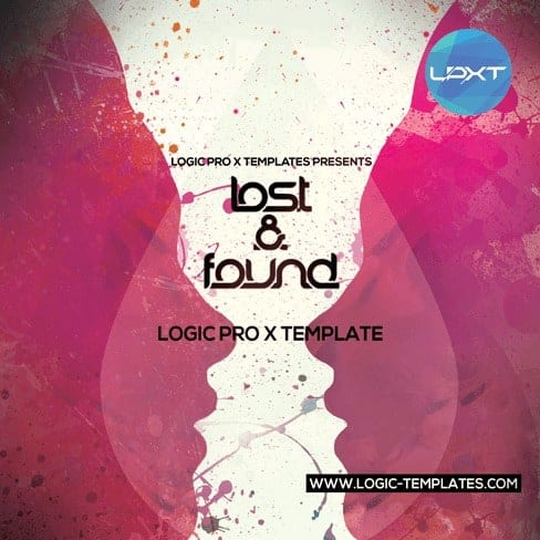 Lost  Found Logic Pro X Template