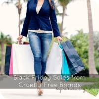 Black Friday Sales from Cruelty Free Brands