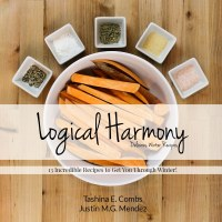 Delicious Winter Recipes - the eCoobook From Logical Harmony is Now Available!