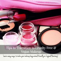 Tips to Transition to Cruelty Free & Vegan Makeup