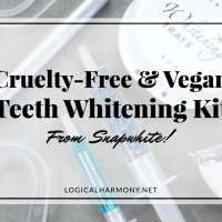 Cruelty Free & Vegan Teeth Whitening Kit from Snapwhite