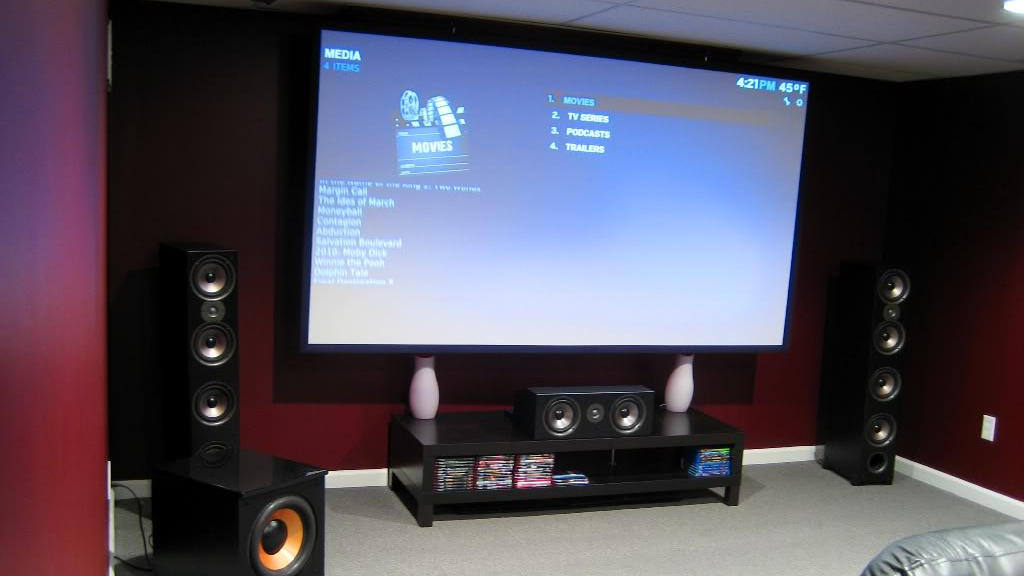 Building the Best PC for a Home Theater Set-up
