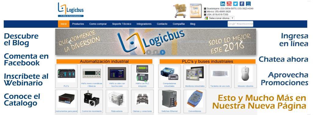 Nueva Página Web en Remodelación
