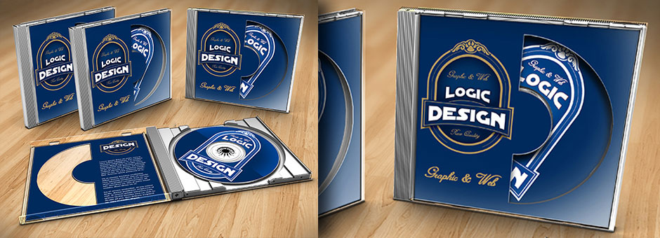 CD Case Mock-Up
