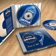 CD Case Mock-Up