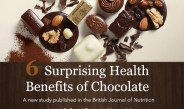 6 Surprising Health Benefits of Eating  Chocolate [Infographic]