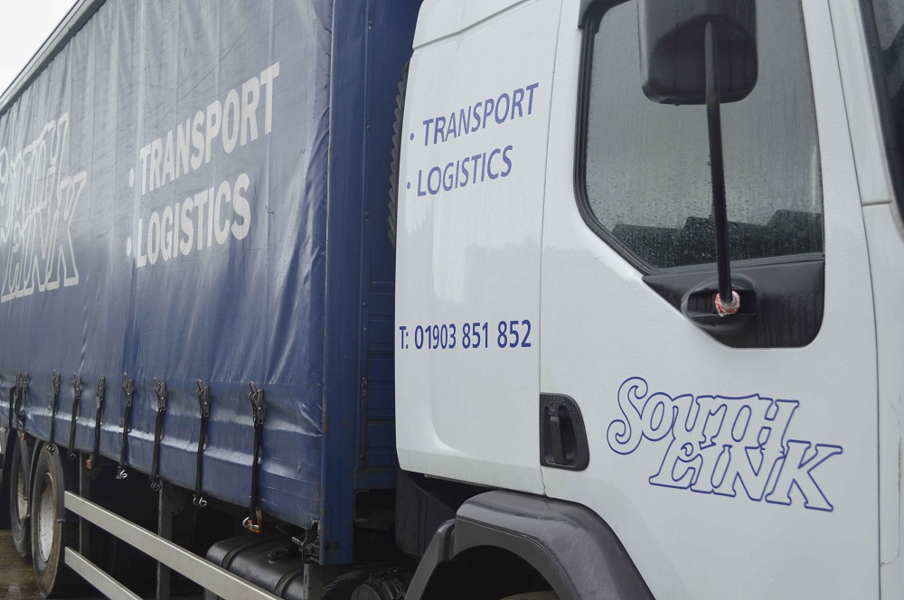 Devey Praises South Link on Reaching Business Milestones - Logistics