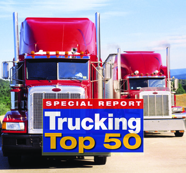 Top 50 Trucking Companies of 2016 Reinventing the fundamentals