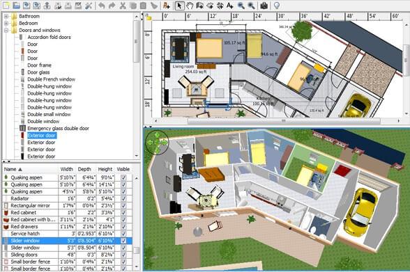 Quel logiciel d\u0027architecture gratuit pour le plan de sa maison ? - Logiciel Pour Maison D