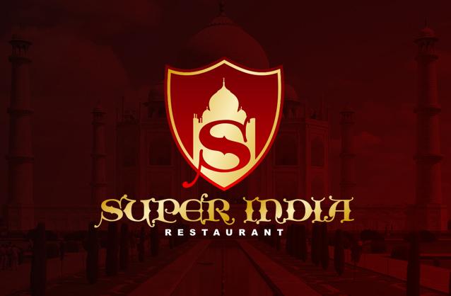 Logo Design Sample Logo Asia Indian restaurant logo design Taj