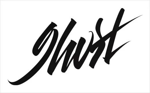 Fashion Branding Ghost Clothing - Logo Designer