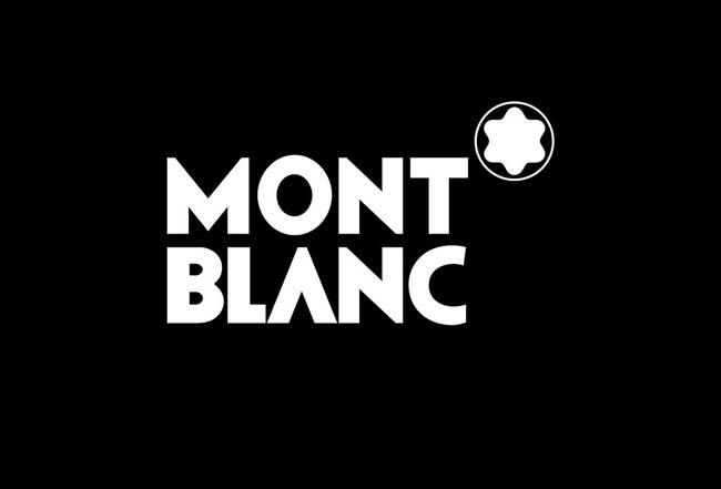 Montblanc symbol Logo Design Love