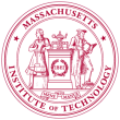 MIT university logo vector