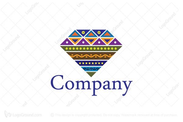 Diamond Boutique Logo