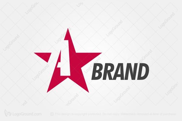 a star logo - Canasbergdorfbib