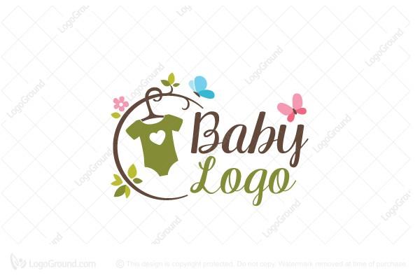 Baby Boutique Logo