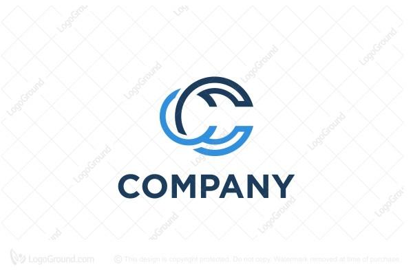 Cc Letter Logo