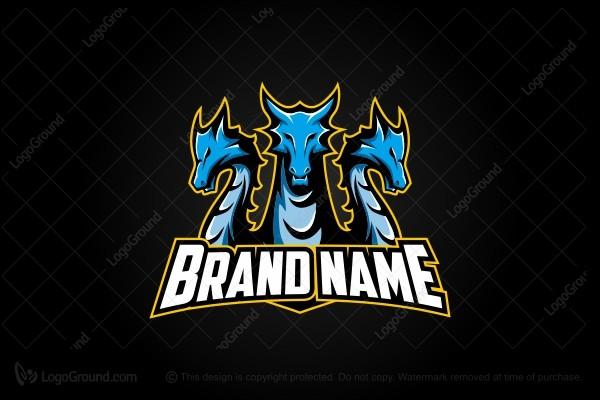 Epic E-sports Hydra Logo