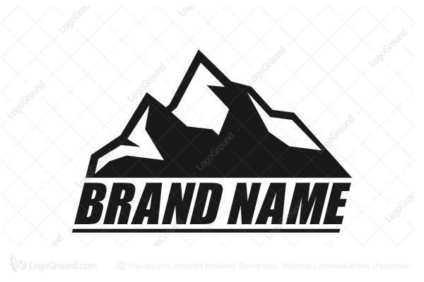 Outdoor Camping Clothing Logo