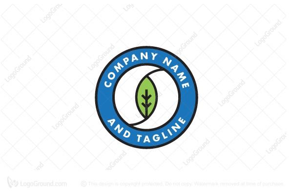 Nature Leaf Eco Logo