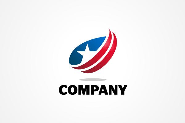 Free Logo Stars and Stripes Logo