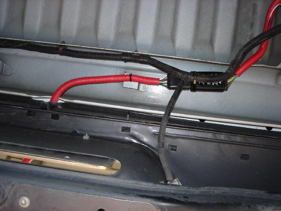 Trailer Light Adapter Installation