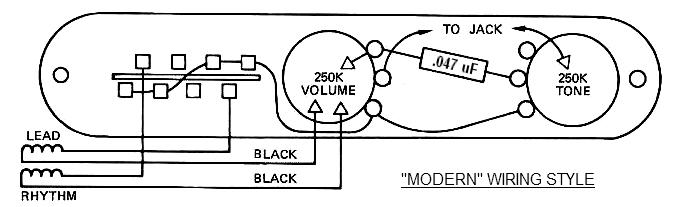 Tele Wiring Battle Royale \u2013 Vintage VS Modern Lollar Pickups Blog