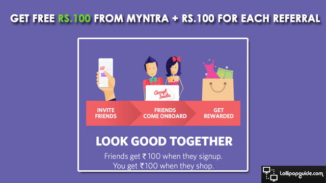 myntra-refer-and-earn