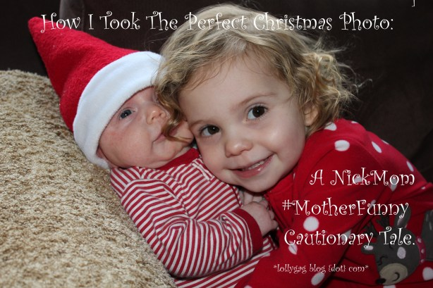 #MotherFunny Holiday Christmas Photo #NickMom #shop