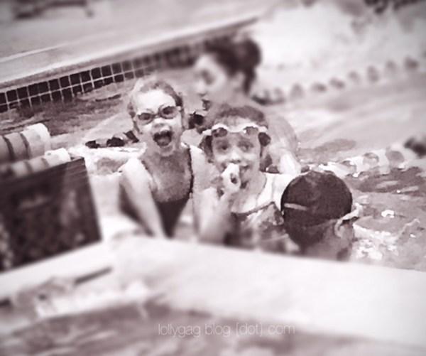 Nora Suzy Goldfish Swim Chicago