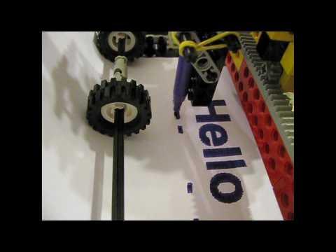 YouTube - Lego Hello World