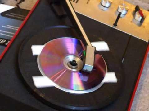 Schallplatten schneiden mit Hausmitteln