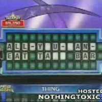 Wheel Of Fortune Spelling Fail