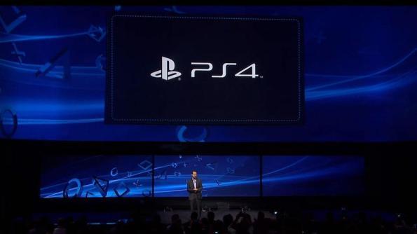 PS4 announcement